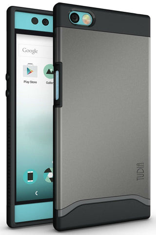 TUDIA Slim-Fit HEAVY DUTY [MERGE] EXTREME Protection / Rugged but Slim Dual Layer Case for Nextbit Robin