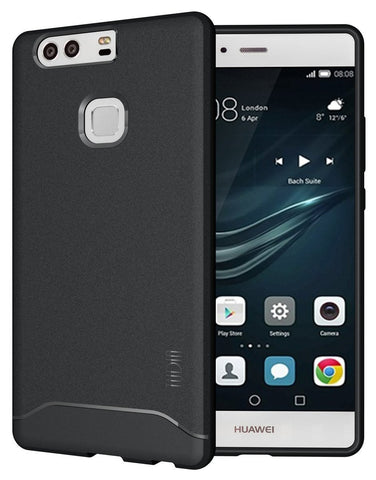 TUDIA Ultra Slim Full-Matte ARCH TPU Bumper Protective Case for Huawei P9 Plus