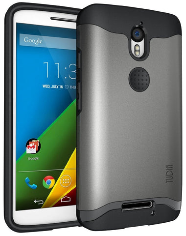 Slim-Fit MERGE Dual Layer Protective Case for Motorola Droid Turbo 2 (Verizon) / Moto X Force (2015)