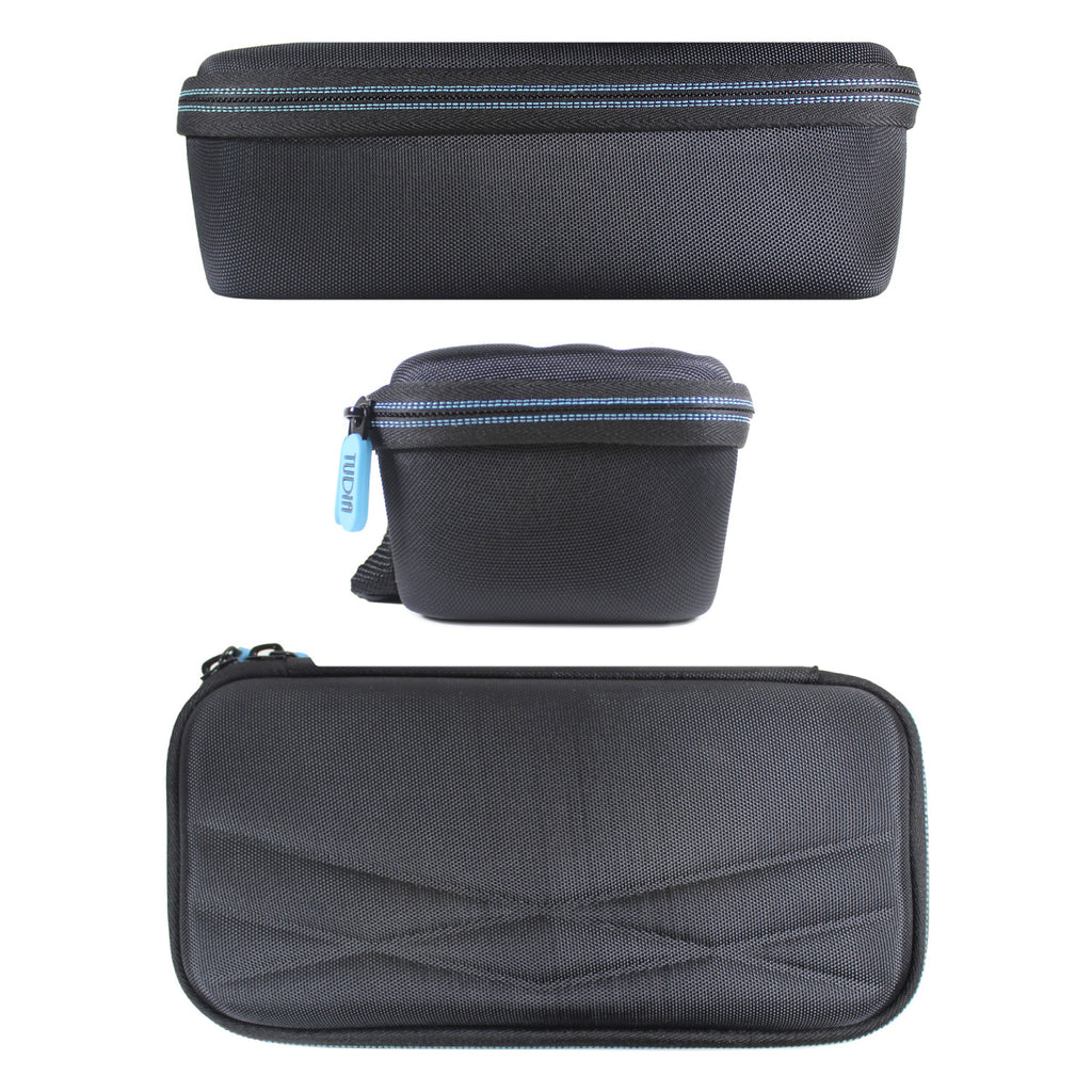 CASE ONLY, Device NOT Included TUDIA EVA Empty Hard Storage Travel Carrying Case Bag for Two Way Radio//Long Range Walkie Talkie