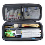 EVA Storage Carrying Case for Art Supplies / Paint Brushes / Markers / Sketching Supplies