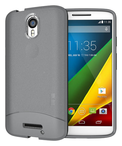 Matte TPU ARCH Motorola Droid Turbo 2 (Verizon) / Moto X Force Case