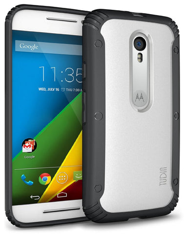 Scratch Resistant LUCION for the Motorola Moto G3 (3rd Gen 2015 Release)