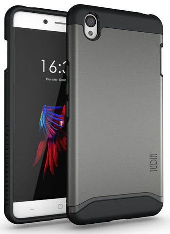 TUDIA Slim-Fit MERGE Dual Layer Protective Case for OnePlus X