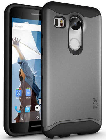 Slim-Fit MERGE Dual Layer Protective Case for Nexus 5X (2015)