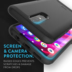 Heavy Duty Dual Layer MERGE for BLU G9 Case