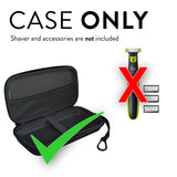 EVA Storage Carrying Case for Philips Norelco OneBlade Hybrid Electric Trimmer Shaver