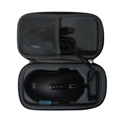 EVA Storage Carrying Case for Redragon M711 Cobra Ergonomic Gaming Mouse