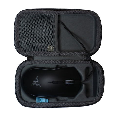 EVA Storage Carrying Case for Razer DeathAdder Elite Ergonomic Gaming Mouse