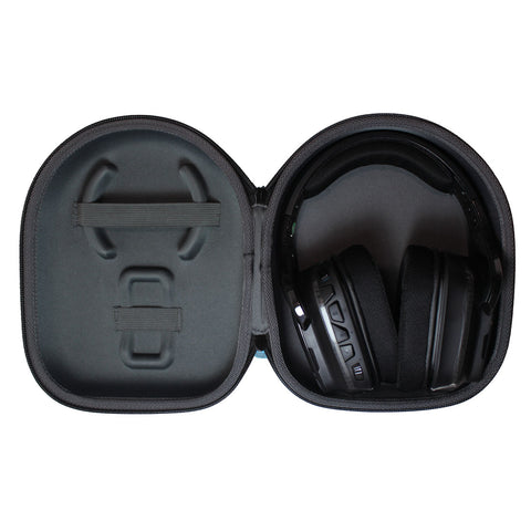 EVA Storage Carrying Case for Wireless Gaming Headset / Headphone / Microphone