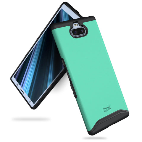 Heavy Duty Dual Layer MERGE Case for Sony Xperia 10 Plus