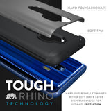 Heavy Duty Dual Layer MERGE Nuu Mobile G3, G3+ Case