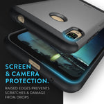 Heavy Duty Dual Layer MERGE Case for BLU VIVO XL4