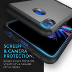 Heavy Duty Dual Layer Merge Huawei Honor 8X Case