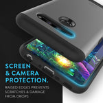 Heavy Duty Dual Layer Merge Case for LG V50 ThinQ
