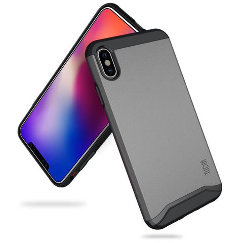 "Heavy Duty Dual Layer MERGE iPhone Xs Max 6.5"" Case"