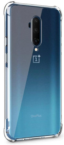 Corner Shield Clear TPU Case for OnePlus 7T Pro