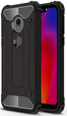 Rugged Texture Case for Motorola Moto G7 Play
