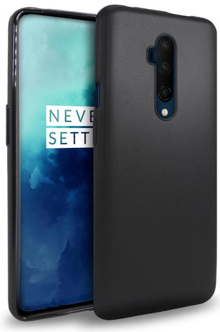 Ultra Thin Black TPU for OnePlus 7T Pro