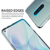 Clear SKN Thin TPU Transparent Case for VERIZON OnePlus 8 5G UW