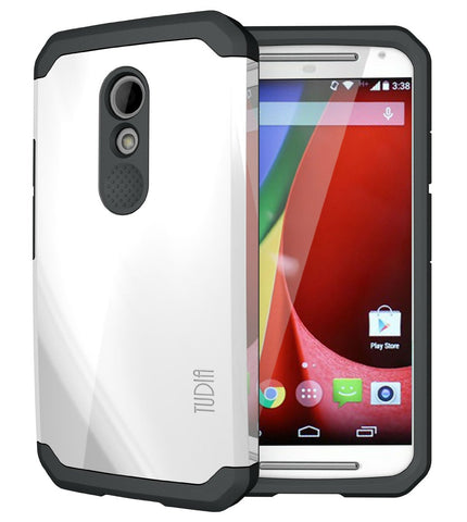 Heavy Duty Dual-Layer CYGEN 2014 2nd Gen Motorola Moto G Case