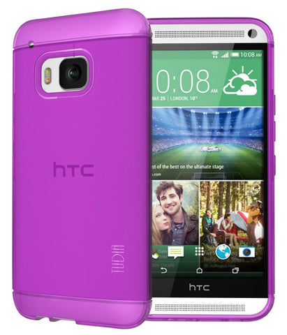 Translucent TPU LITE HTC One M9 Case