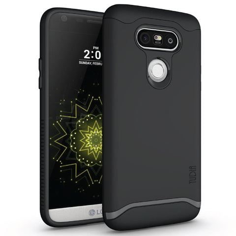 Heavy Duty Dual Layer MERGE LG G5 Case
