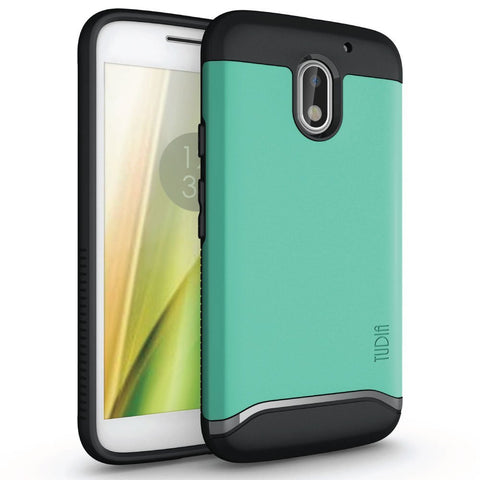 Heavy Duty Dual Layer MERGE Motorola Moto E (3rd Generation) Case