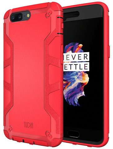 Heavy Duty Dual Layer OMNIX OnePlus 5 Case