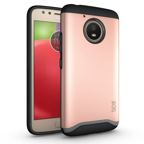 Heavy Duty Dual Layer Motorola Moto E (4th Generation) Case