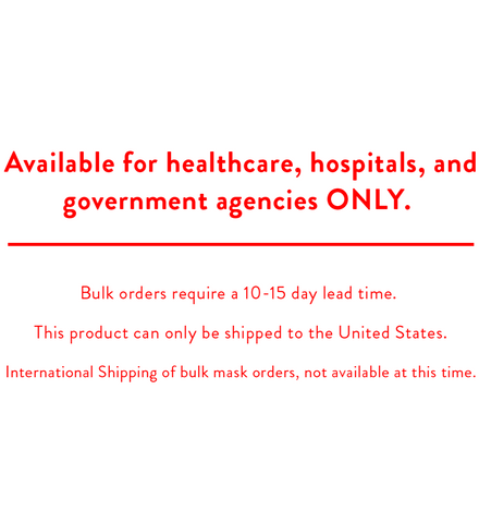 Disposable 3-Layer Protective Face Mask - Healthcare Orders