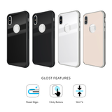 Apple iPhone X / Xs GLOST Case & Charging Combo Pack