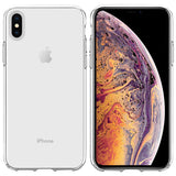 Ultra Thin Clear TPU Case for Apple iPhone Xs Max