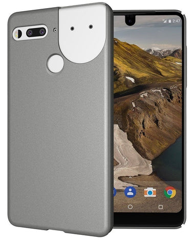 TUDIA Low Profile Design [LULA 2.0] [Improved Version] Polycarbonate Snap On Back Protective Cover for Essential Phone PH-1 (Compatible with 360 Camera)