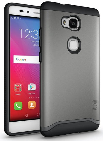 TUDIA Slim-Fit MERGE Dual Layer Protective Case for Huawei Honor 5X
