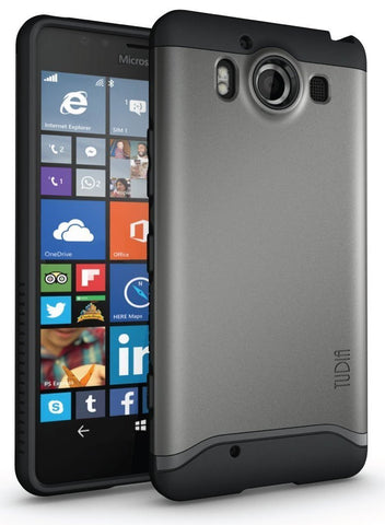 Slim-Fit MERGE Dual Layer Protective Case for Microsoft Lumia 950