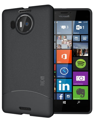 Ultra Slim Full-Matte ARCH TPU Bumper Protective Case for Microsoft Lumia 950 XL