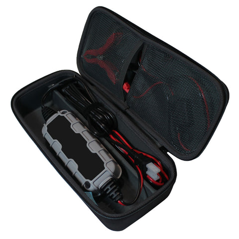 EVA Storage Carrying Case for 6V/12V 3.5A UltraSafe Smart Battery Charger