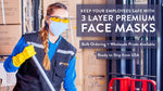 Protective Face Mask - Wholesale Ordering