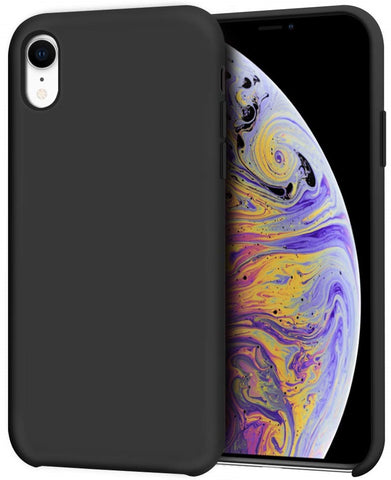 Smooth Silicone Case for Apple iPhone XR