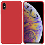 Smooth Silicone Case for Apple iPhone Xs Max