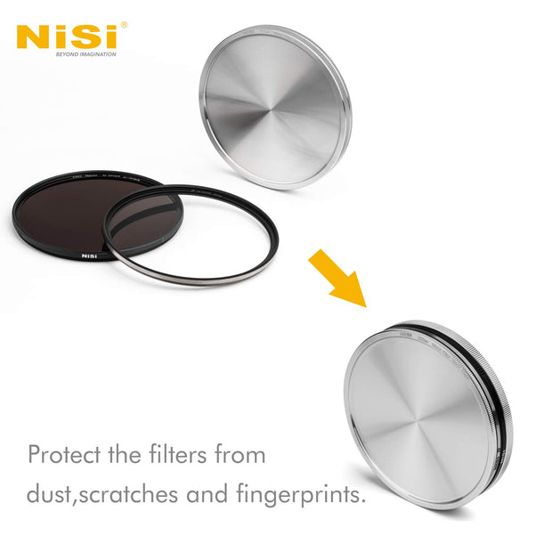 NiSi 82mm Metal Stack Caps