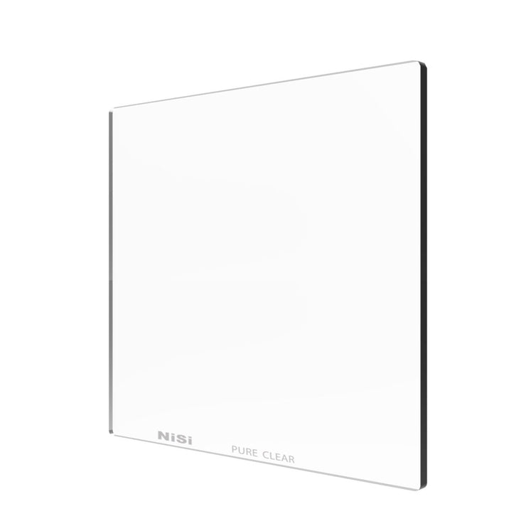 "NiSi 6.6x6.6"" Cinema Pure Clear Fiilter"