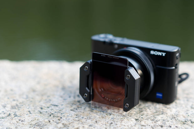 NiSi Filter System for Sony RX100VII