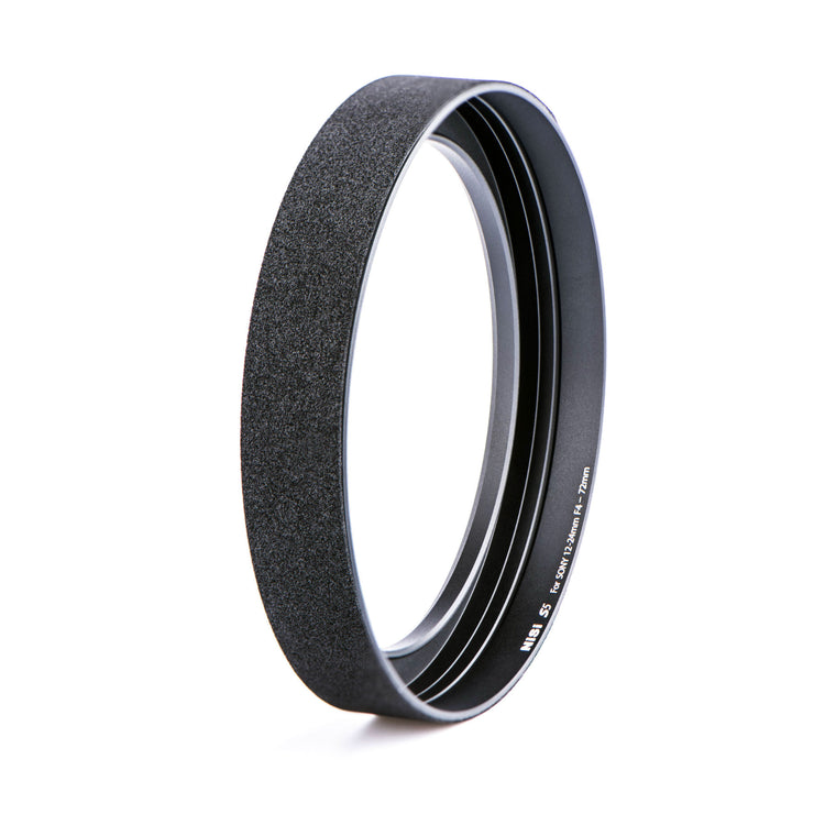 NiSi 72mm Filter Adapter Ring for S5 (Sony 12-24mm)