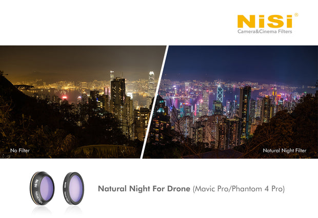 NiSi Natural Night for DJI Mavic Pro