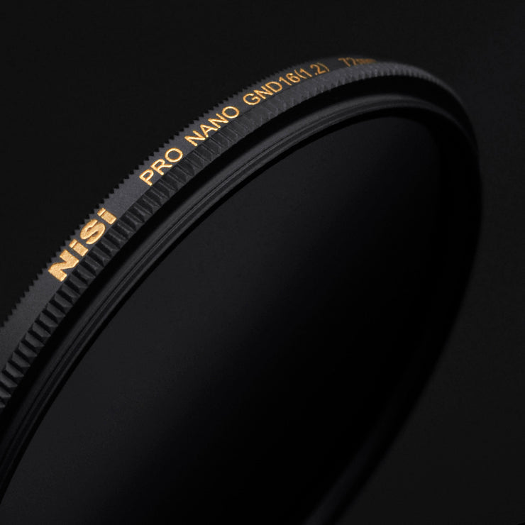 NiSi 82mm Nano Coating Graduated Neutral Density Filter GND16