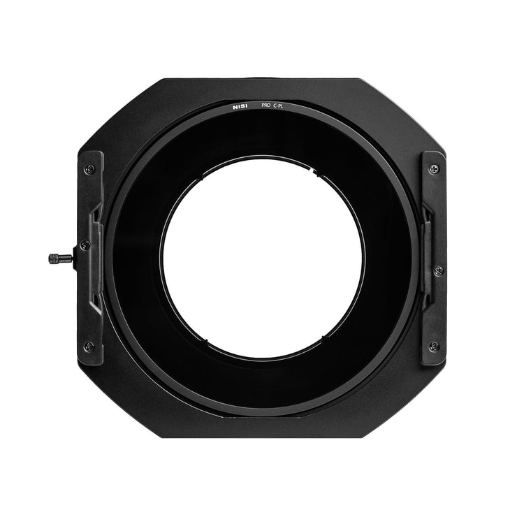 NiSi S5 Kit 150mm Filter Holder with Enhanced Landscape NC CPL for Sigma 14-24mm f/2.8 DG Art Series (Canon and Nikon Mount)