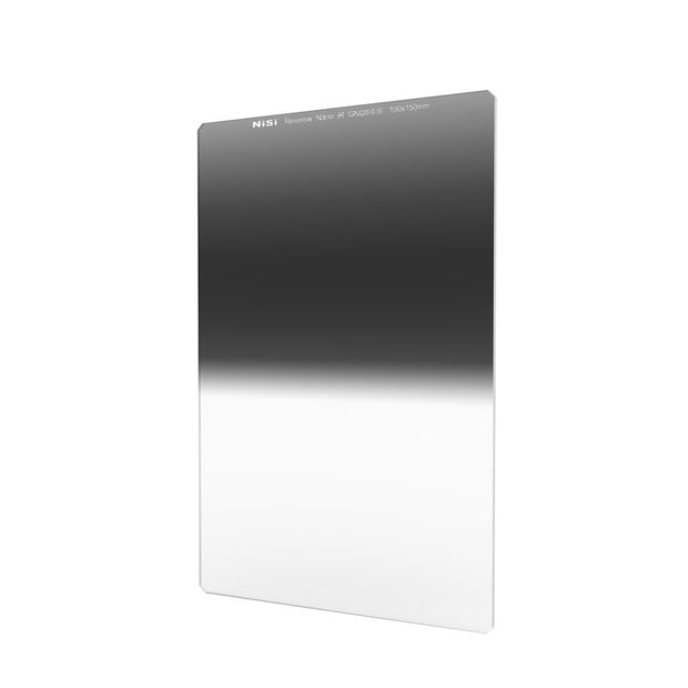 Nisi 100x150mm Reverse Nano IR Soft Graduated Neutral Density Filter – ND8 (0.9) – 3 Stop