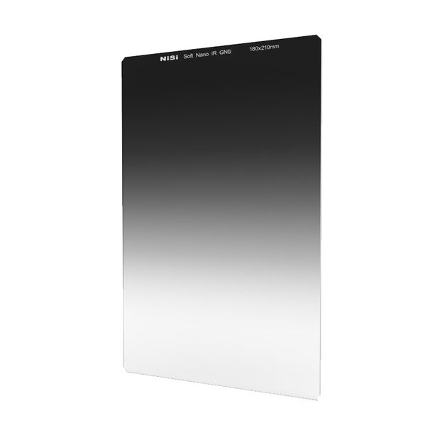 NiSi 180x210mm Nano IR Soft Graduated Neutral Density Filter - GND16 (1.2) - 4 Stop